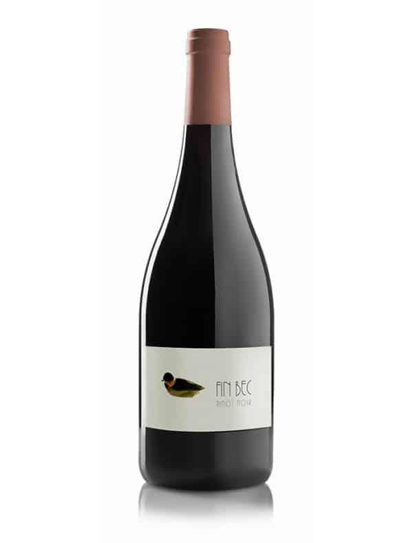 Flasche Fin Bec Pinot Noir